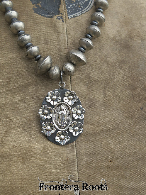 """Guadalupe"" Necklace"