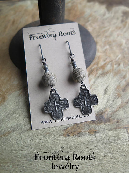 """San Miguel Mission"" Earrings"