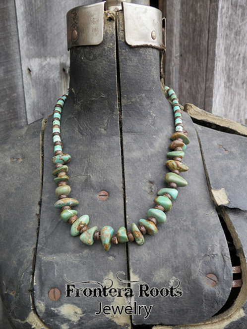 """""""Lincoln County"""" Necklace"""