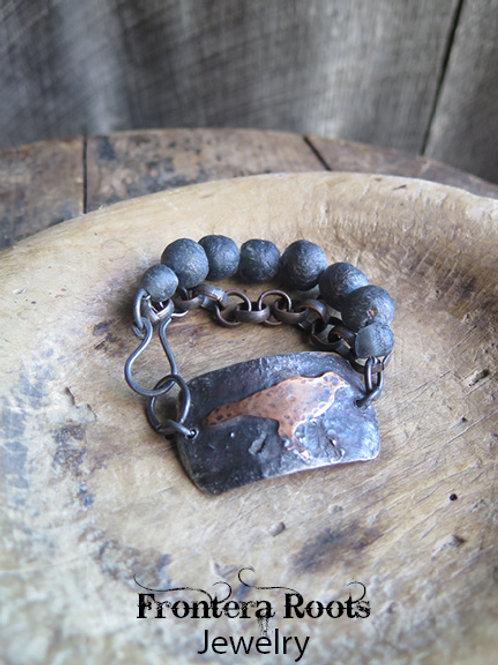 """Raven"" Bracelet"