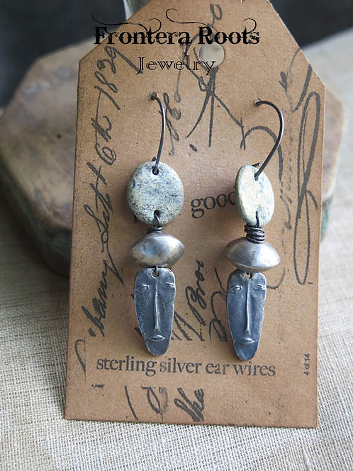 """Stonington"" Earrings"