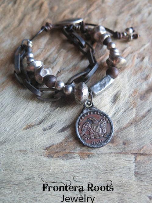 """""""1840 Patriot"""" Bracelet"""