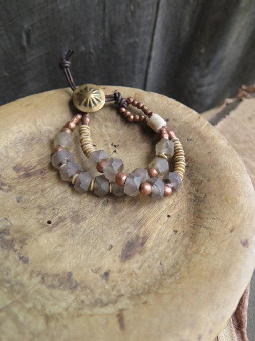 """Copper Ice"" Bracelet"