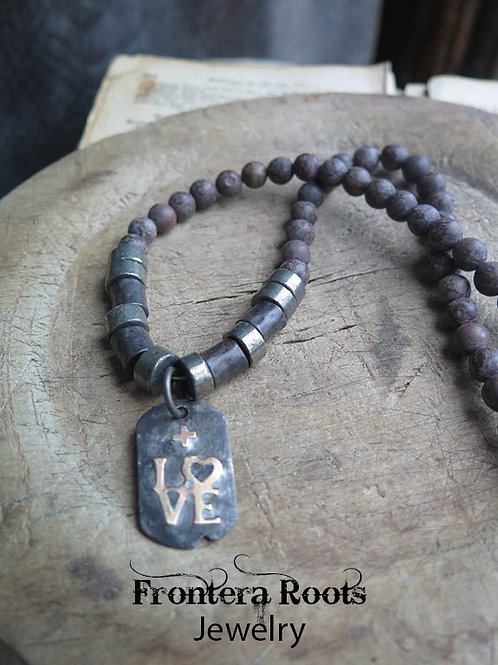 """""""Union Pearl"""" Necklace"""