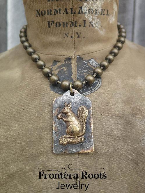 """Winter Feast"" Necklace"