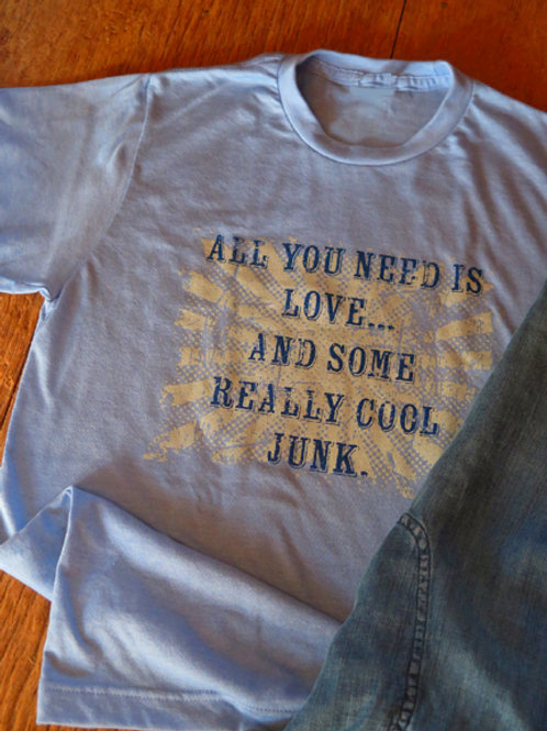"""Really Cool Junk"" T Shirt"