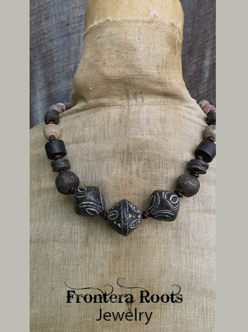"""""""Tribal Roots"""" Necklace"""
