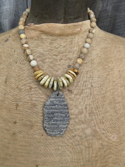 """Ancient Tablet"" Necklace"