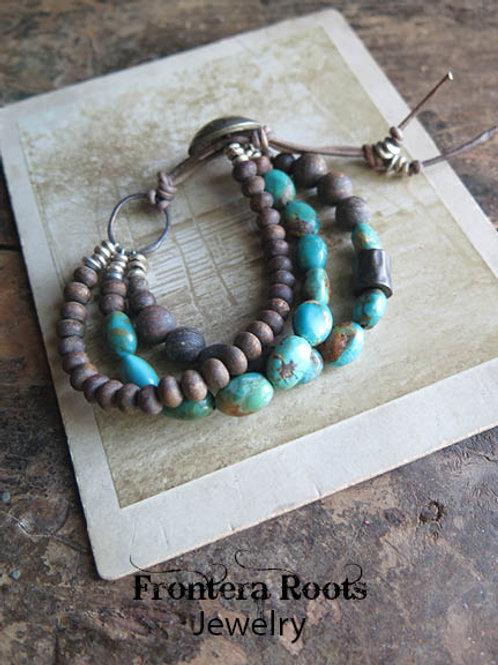 """""""Pioneer Spirit"""" Bracelet"""