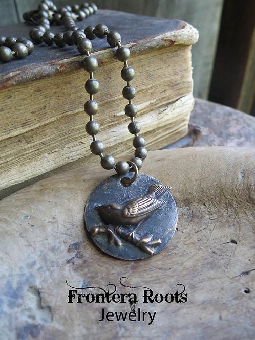 """Songbird"" Necklace"