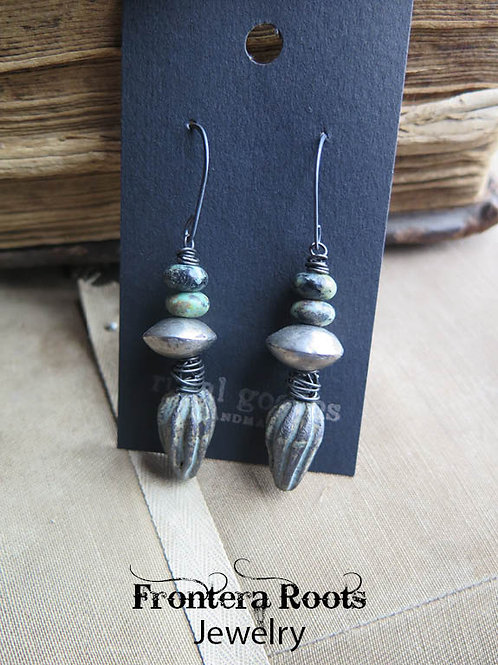 """Hayfield"" Earrings"