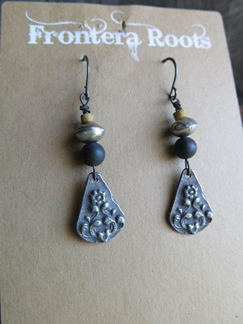 """""""Fall Garden"""" Earrings"""