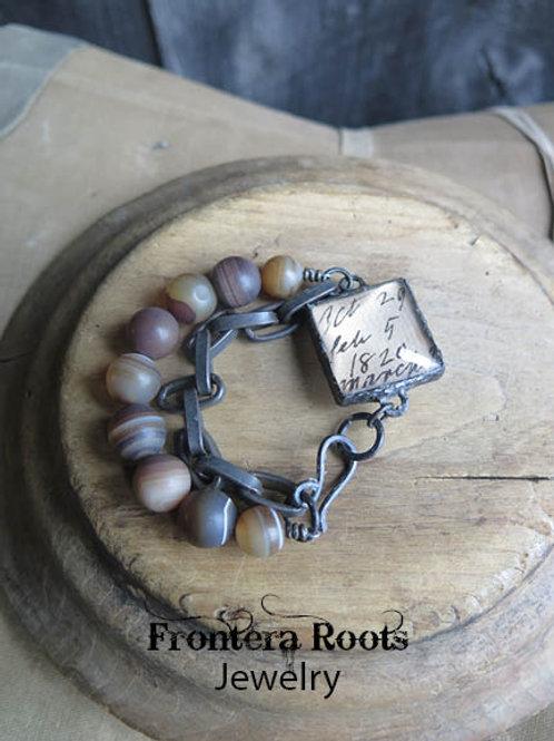 """""""Treaty"""" Bracelet"""