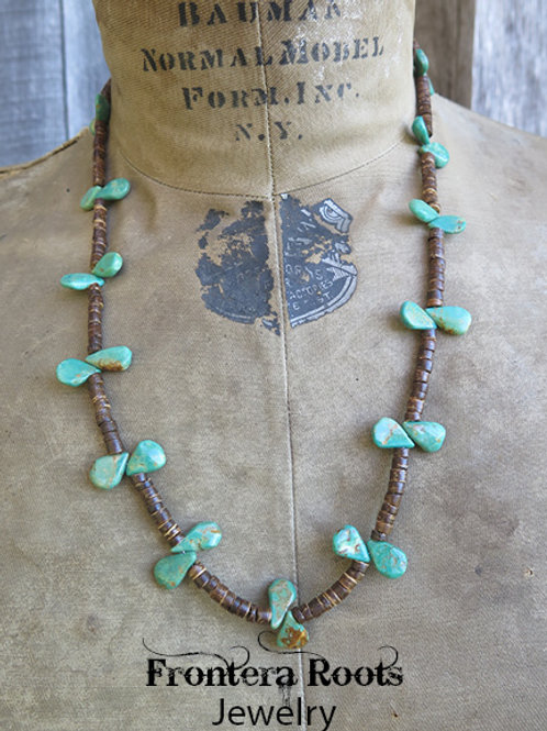 """Prairie Rose"" Necklace"