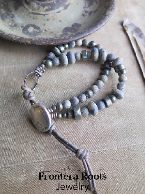 """Mississippi Mud"" Bracelet"