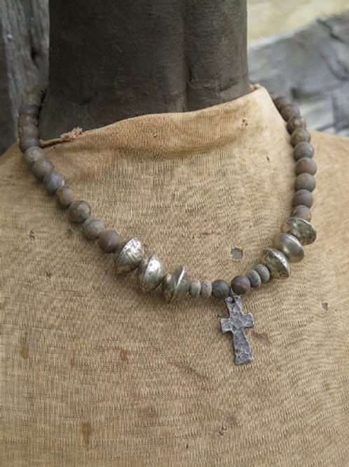 """""""Fortitude"""" Necklace"""