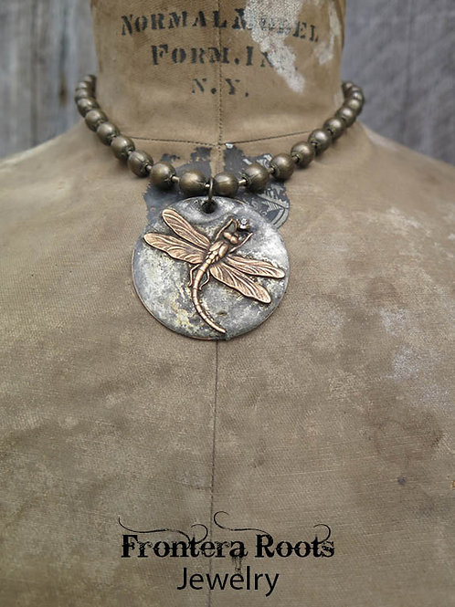 """""""Dragonfly"""" Necklace"""