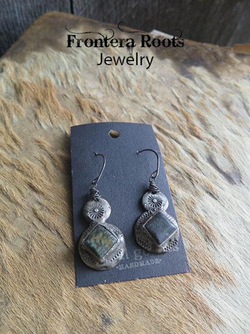 """""""Mockingbird"""" Earrings"""