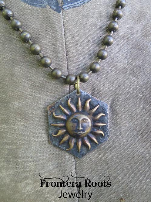 """""""Daylight Star"""" Necklace"""