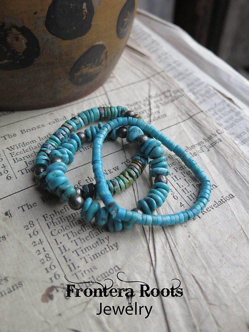 """Buffalo Gals"" Stretch Bracelets"