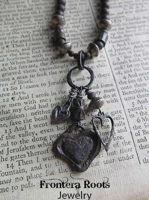 """""""Lovey Dovey"""" Necklace"""