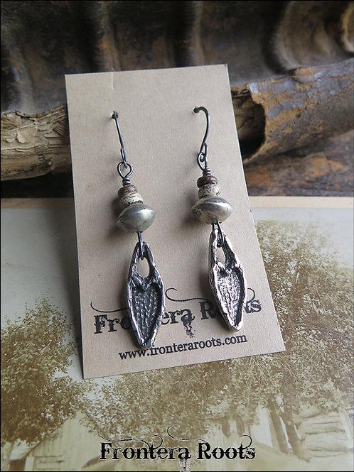 """Dawning"" Earrings"