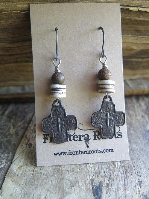 """""""Hacienda"""" Earrings"""