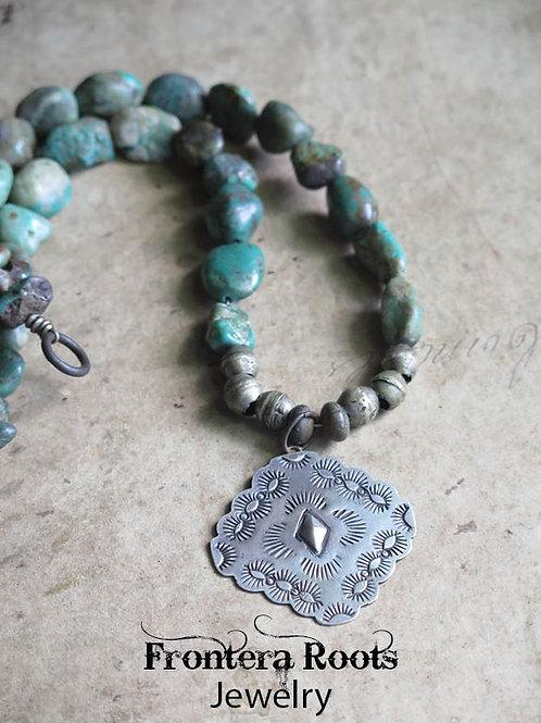 """Native New Mexico"" Necklace"