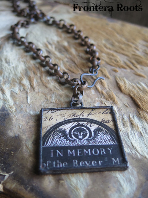 """""""The Reverend"""" Necklace"""