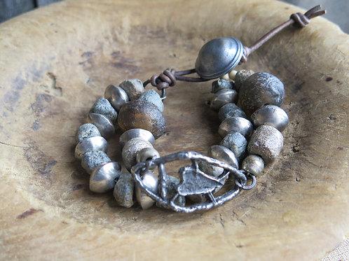 """Divine"" bracelet"