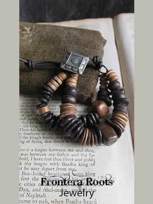 """Fallen Timber"" Bracelet"