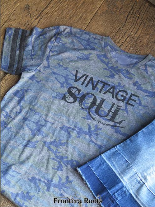 """Vintage Soul"" T Shirt"