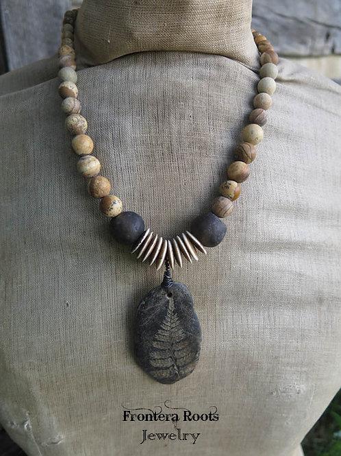 """Fern"" Necklace"