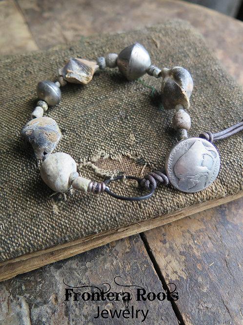 """Fossilized"" Bracelet"