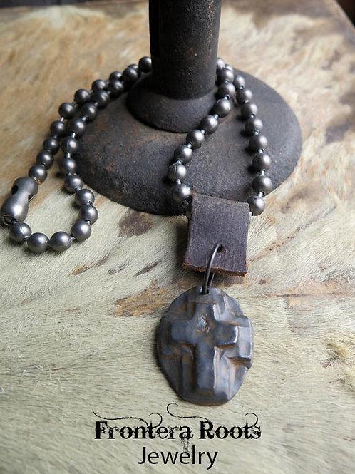 """""""Ezekiel"""" Necklace"""