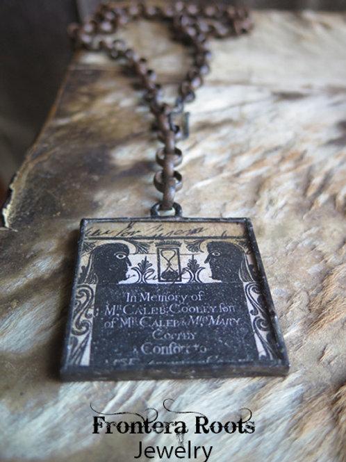 """""""Memorial"""" Necklace"""