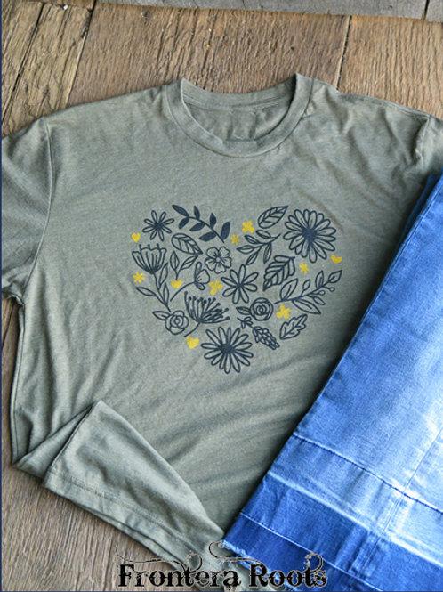 """""""Dorothea"""" T Shirt"""