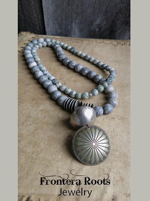 """Granite Falls"" Necklace"