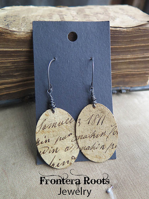 """1811"" Earrings"