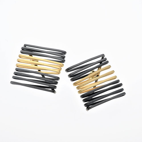 Square Post Earrings