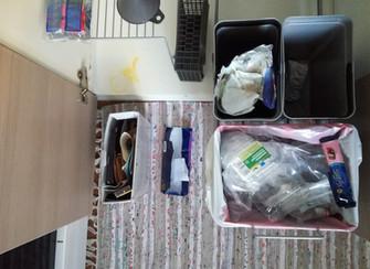 Kierrätysarkea uudessa kodissa