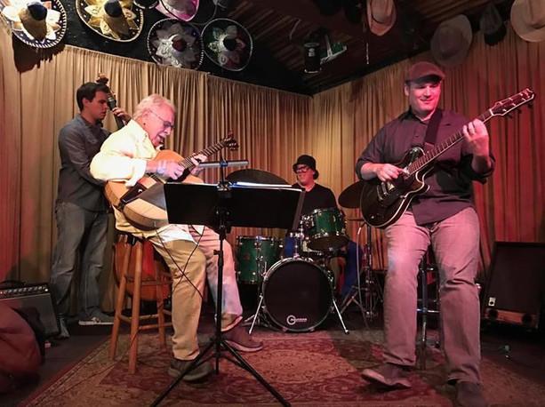 Guitar Night with John Pisano
