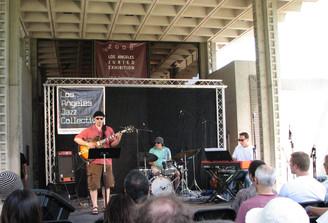 Option 3 at Angel City Jazz Fest