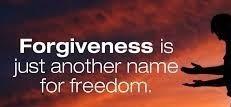 Would you like to inherit forgiveness?
