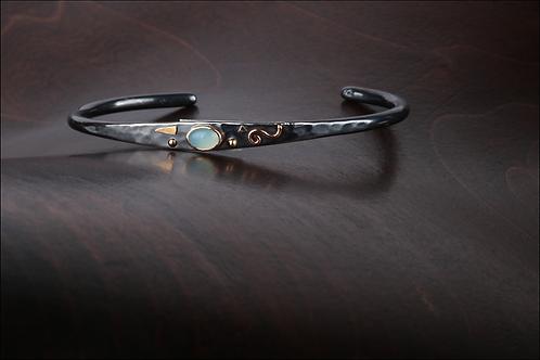 Peruvian Opal Bracelet (04578)