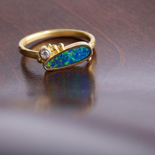 Opal Ring (05853)