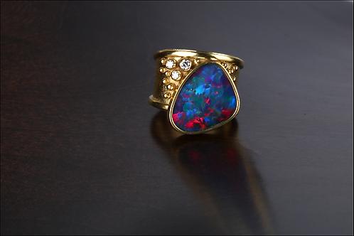 Opal Ring (04582)