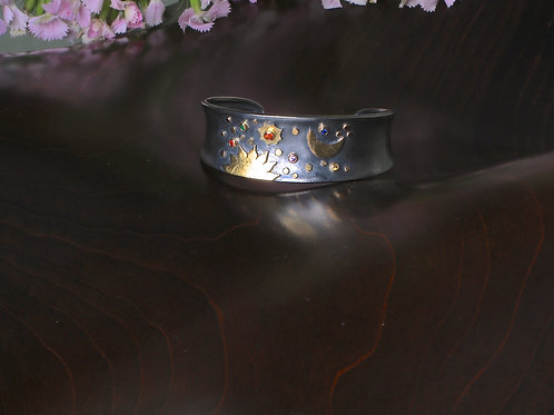 Sapphire Celestial Bracelet (06931)