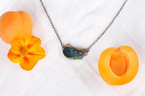 Australian Opal Necklace (03862)
