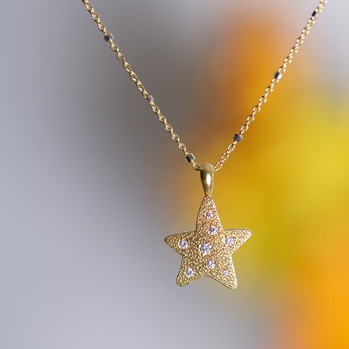 Star Charm Pendant (06207)
